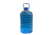 Незамерзающая жидкость для стеклоомывателя автомобиля, -30°C, 5 л