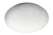 Светильник светодиодный JazzWay PPB STARWAY-2, 36 Вт, с эффектом Звездное небо, 380х65 мм, 6500 К, 2 760 Лм, IP20