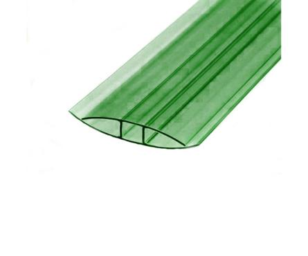 Профиль соединительный НP,  4 - 6 мм, зеленый Фотография_0