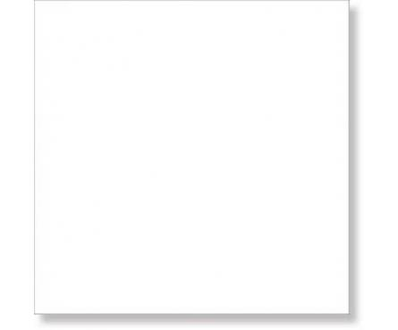Романтика пол керамогранит белый 400х400 моноколор (1 уп. 9 шт 1,44 м2) 1 сорт Фотография_0
