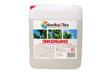 Антисептик Colorika&Tex ЭКОБИО бесцветный 10кг