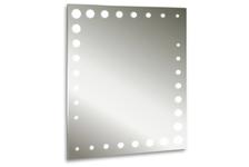 Зеркало MIXLINE Шанель 600х800 мм, светодиодная подсветка