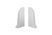 IDEAL Угол торцевой Идеал Альфа (заглушка) к/к Металлик пара/441