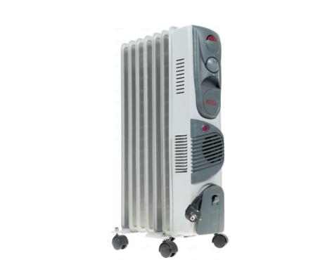 Масляный радиатор РЕСАНТА ОМ-7НВ (1,9 кВт)   Фотография_0