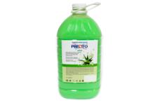 Жидкое крем-мыло Presto аромат Алоэ, 3 л (ПЭТ)