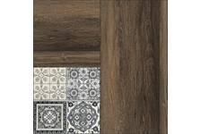 Декор Terracotta.Pro Section 300х300 мм, коричневый