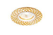 Светильник Ambrella A815 AL/G алюминий/золото MR16