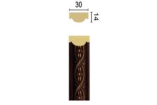 Багет Интерьерный 1М3-5  Vitart 2,4м