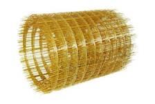 Сетка стеклопластиковая ССК 100x100х2,5 мм (2x1 м)