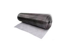 Сетка сварная неоцинкованная с ячейкой 50x50х1.6 мм, 1х50 м (рулон/50 м²)