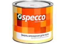 Эмаль для пола красно-коричневая SPECCO ПФ-266 2,7кг