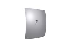 Вентилятор вытяжной Era BREEZE 4C Gray metal осевой, с обратным клапаном, 98 мм