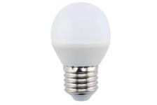 Лампа светодиодная Ecola Шар 8 Вт, 230 В, Е27, 4000 К