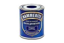 Краска Hammerite по металлу СЕРЕБ.-СЕРАЯ молот. 2,5л