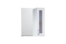 Зеркало-шкаф СТК Идеал стекло (белый)
