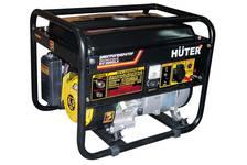 Генератор бензиновый Huter DY3000L (2,5кВт)