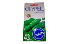 Семена Огурец Любимчик 0,3 г