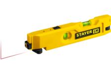 Уровень лазерный STAYER LM 20 м, точн. +/-0,5 мм/м