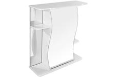 Шкаф навесной Mixline Венеция-60, белый (ПВХ)