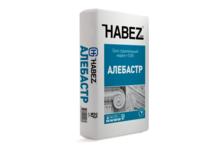 Гипс строительный Habez Алебастр Г-5, БII, белый (25 кг)