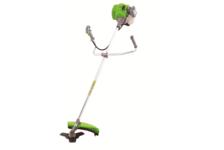 Триммер бензиновый Green Revolution GR-52-B 1,5кВт/2,2л.с.(40 зуб.нож, катушка с леской)