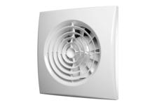 Вентилятор вытяжной Era AURA5 диаметр 125 мм, осевой, накладной