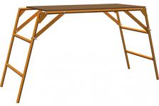 Столик малярный РинСтрой Фишка, высота 0,76 м