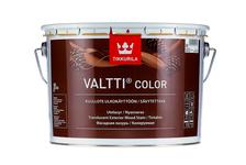 Лазурь фасадная Tikkurila Valtti Color для дерева, бесцветная, база ЕС (2.7 л)