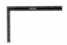 Угольник цельнометаллический Sturm!, 400 х 600 мм