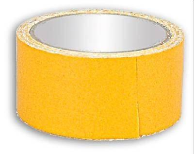 Скотч 2-х сторонний тканевый (50 мм*25 м) (36шт/уп) SDM