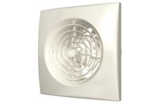 Вентилятор осевой D100, AURA 4 Ivory