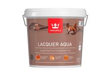 Лак интерьерный Tikkurila Lacquer Aqua, матовый 2.7 л