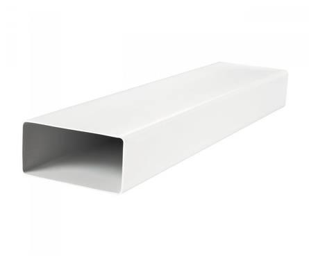 Воздуховод прямоугольный 55х110 (0,5м)