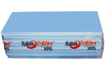 Экструзионный утеплитель RAVATHERM STANDART 250-300 кПа (1200х585х40 мм) Г4