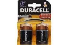 Элемент питания DURACELL LR20-2BL
