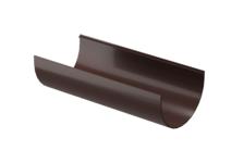 Желоб водосточный PREMIUM Дёке (шоколад) 3 м