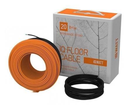 Греющий кабель IQ FLOOR CABLE (20Вт\м2) 15м (IQWATT)