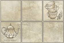 Декор Terracotta.Pro Vintage Voyage Brunch 300х200 мм