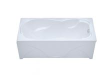 Ванна акриловая Triton ЦЕЗАРЬ 1800х800 мм (экран, каркас, слив-перелив (полуавтомат)