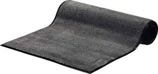 Коврик влаговпитывающий, 90х400см ТАФТ черно-серый VORTEX Фотография_0