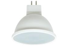 Лампа светодиодная Ecola GU5.3/MR16, 7 Вт, 2800 К, 220 В
