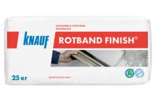 Шпаклевка KNAUF Ротбанд Финиш гипсовая, финишная, 25 кг