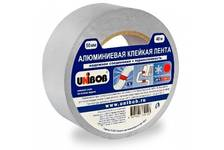Скотч алюминиевый 100 мм*50 м UNIBOB (12шт/уп)