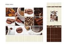 ПВХ Панель UNIQUE 3D 2700*250*8мм Кофе Микс ФОН (0,675 кв. м, в уп. 12 шт.)