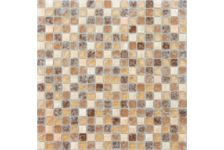 Мозаика Caramelle Mosaic Naturelle Amazonas 305х305х8 мм, чип 15*15 мм