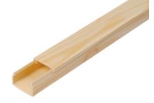 Кабель-канал IEK Элекор 12х12 мм, цвет сосна, 2 м