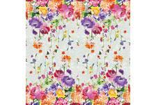 Клеенка Giovanni Bottigelli WONDERTEX 140 см 8998/01 Цветочный аккорд