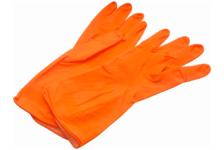 Перчатки латексные, пара, XL