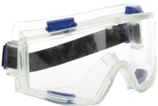 Очки защитные Зубр Эксперт с непрямой вентиляцией, закрытого типа