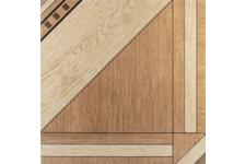 Плитка Евро-Керамика Лерида 330 х 330 мм, бежево-коричневый